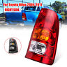 Right Car Rear Tail Brake Light Lamp For Toyota Hilux 4WD 2WD Ute Emark 2005-11
