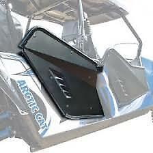 Arctic Cat - 1436-893 - Aluminum Rear Door Kit, Matte Black Finish