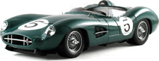 1959 Aston Martin Dbr1, LeMans Winner Carroll Shelby in 1:18 Scale by Shelby Col