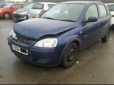 2004 Corsa C Life BREAKING 1.0 Engine Gearbox Door Bumper Blue Z21 B Z21B Z10XEP
