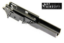 KUNG FU Airsoft Toy CNC Aluminum Middle Frame for TM Hi-Capa 5.1 GBB (Black)