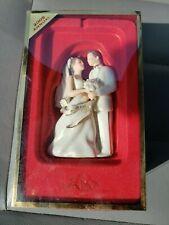 Lenox 2005 Annual Bride And Groom Christmas Ornament Original Box Wedding