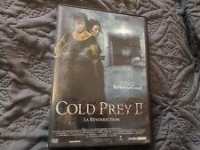 """DVD """"COLD PREY 2 II : LA RESURRECTION"""" film d'horreur Norvegien de Mats STENBERG"""