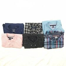 Tommy Hilfiger, Ralph Lauren and Van Heusen Size X Large Lot