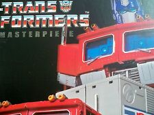 K1600113 OPTIMUS PRIME MASTERPIECE MP-4 CONVOY TRANSFORMERS MISB RESEALED
