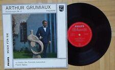 P144 Grumiaux Paganini Violin Concerto No.4 Gallini Philips Minigroove G 05327 R