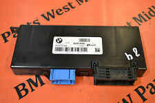BMW 5 SERIES F10 F11 CENTRAL GATEWAY CONTROL MODULE ECU 9291450