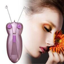 Electric Electronic Eyebrow Threading Epilator Body Face Threader Hair Remover
