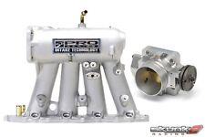 SKUNK2 Intake Manifold Pro Silver+Throttle Body 70mm B18A1/B18B1/B20B/B20Z