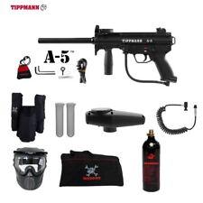 Tippmann Maddog A-5 Standard Private Paintball Gun Marker Package