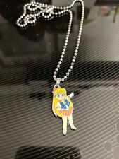 Sailor Venus Anime Character Jewelry Enamel Necklace Stainless steel 20""