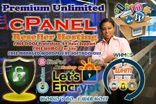 cPanel Reseller Hosting - USA cPanel/WHM - FREE WHMCS - DDOS/24/7 Support