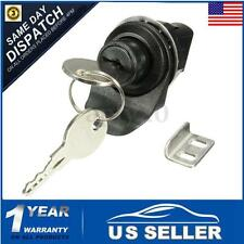 Push Button Latch Side Pull Replacement Lock & Keys for Motorcycle Boat Glovebox