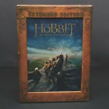 The Hobbit: An Unexpected Journey (DVD, 2013, 5-Disc Set, Extended Edition)