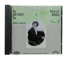 The Doc Wiley Trio - Wild Cat Boogie