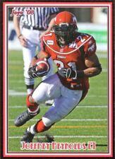 2008 JOGO CFL Canadian Football Short Print Set