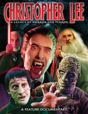 Christopher Lee: A Legacy of Horror and Terror [New DVD] Widescreen