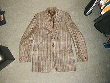 Vintage Billard Von Leithhauser Jacket Pure New wool Made In Western Germany