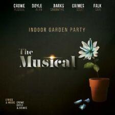 INDOR Garden Party-the musical CD NUOVO