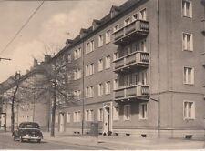 Berlin Lichtenberg Neubauten am Loeper Platz 1957