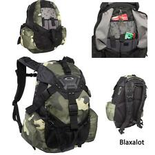 "NEW OAKLEY ICON PACK Worn Olive Camo/15"" Laptop Sleeve/Oakley SI bag backpack"