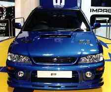 Subaru Impreza P1 Sti 5 6 Fog Light Covers Replicas  Surrounds RB5 WRX sti4