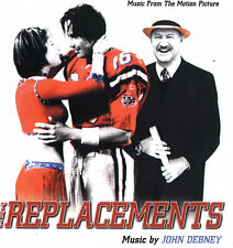 The Replacements-2000-Original Movie Soundtrack- CD