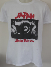 Japan T-shirt All sizes :send message after purchase  roxy music gary numan band