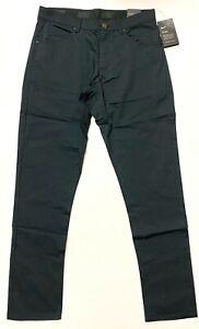 Nike Mens Slim Fit Flex 5 Pocket Golf Pants - Black / Photon Dust - [891924]