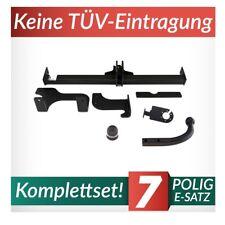 Für Opel Agila 09.00-09.02 AUTO HAK Anhängerkupplung starr 13polig AHK SET NEU Anhängerkup. & E-Satz komplett