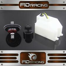 FID 2 speed gear transmission + oil tank for LOSI DBXL 1/5 rc car