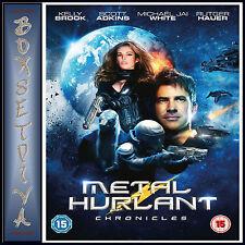 METAL HURLANT CHRONICLES - COMPLETE SEASON 1 **BRAND NEW DVD**