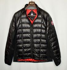EUC Men's CANADA GOOSE Hybridge Lite Down 2703M Jacket XXL 2XL Black