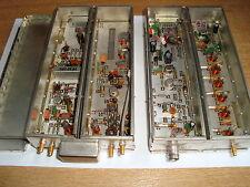 Kassetten HF und ZF, DSS, KSG1300. RFT / Funkwerk Köpenick