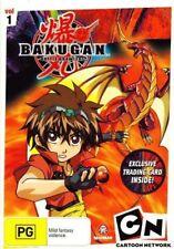 Bakugan: Volume 1 - Brand New DVD Region 4