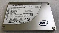 """Intel SSD 330 2.5"""" 60GB 6Gb/s SATA III MLC Solid State Drive SSDSC2CT060A3"""