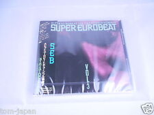 NEW  SUPER EUROBEAT Vol.3 <Ultra Rare> Japanese OBI from Japan F/S