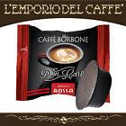 200 Capsule Cialde Caffè Borbone Don Carlo Rossa compatibili Lavazza A Modo Mio