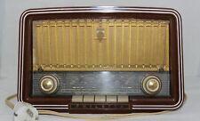 VTG ORIGINAL 1950s PHILIPS PHILETTA BD263U TUBE RADIO.RARE.WORKS