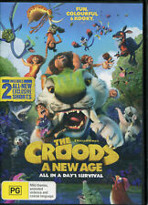 The Croods 2 a Age DVD Region 4