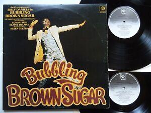 2LP: Bubbling Brown Sugar - Original London Cast Recording (Pye Records)