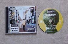 "CD AUDIO MUSIQUE / OASIS ""(WHAT'S THE STORY) MORNING GLORY?"" 12T CD ALBUM 1995"