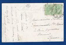 Parkstone Dorset Partial Skeleton Temporary Postmark 1906 Ref V970