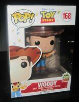 Funko Pop Toy Story Woody Movie #168 Vinyl Figure
