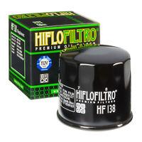 filtro olio originale HIFLO HF138 SUZUKI GSF BANDIT 1250 2007 2008 2009 2010