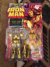 1994 Iron Man Hydro Armor Deep Sea Weapons Action Figure Toy Biz Marvel - Estate