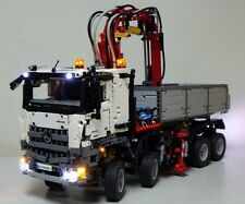 LED LIGHT KIT FOR LEGO 42043 MERCEDES-BENZ TRUCK ARCOS (3245)  *MAN CAVE*