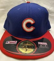 Chicago Cubs Hat Size 7 Batting Practice Mlb New Era 59fifty