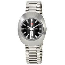 Rado The Original L Automatic Black Dial Ladies Watch R12408623