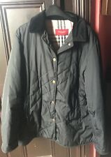 Mens Burberry Quilted Jacket